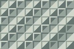 Grå geometrisk bakgrund Royaltyfri Fotografi