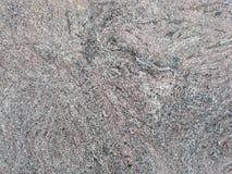Grå granit med ådertextur Arkivbilder