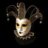 grå isolerad maskering för karneval arkivfoton