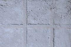 Grå konkret texturbakgrund skada Sprucken stenväggbakgrund royaltyfria foton