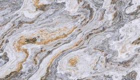 Grå lockig marmor Royaltyfria Foton