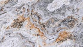 Grå lockig marmor Arkivbild