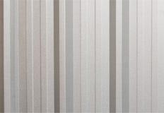 Grå metallisk korrugerad texturyttersida, galvaniserar stål för bakgrund Royaltyfri Foto