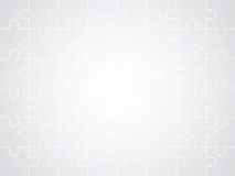 Grå pusselbakgrund Arkivbild