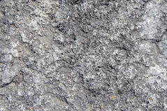 grå rocktextur Arkivbild