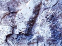 grå rocktextur för bakgrund Detaljen vaggar strukturen Royaltyfri Bild