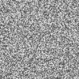 Grå sömlös kubiktextur vektor random royaltyfri illustrationer