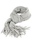 grå scarf fotografering för bildbyråer