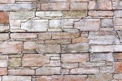 grå stenvägg Royaltyfri Foto