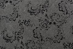 grå textil Arkivbilder
