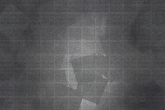 Grå texturerad bakgrund Royaltyfria Bilder