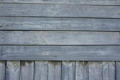 Grå träbakgrund royaltyfri foto