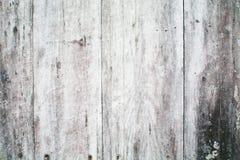 Grå träbakgrund för Grunge Arkivfoto