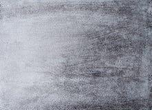 Grå träbakgrund. Grov yttersida för silver Arkivfoton