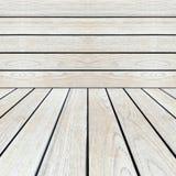 Grå träplankabakgrund Royaltyfri Bild