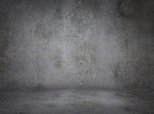 grå vägg Royaltyfria Bilder