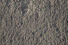 Grå väggtexrute Rouch betongbakgrund Gammal texturerad cementyttersida royaltyfri bild
