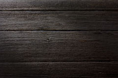 Grå wood bakgrund, stilleben Royaltyfri Bild