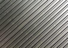 Grå yttersida för metallplatta Arkivbilder