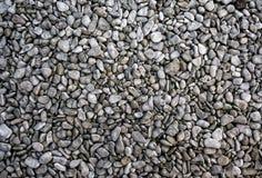 gråa pebbles Arkivbild