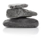 gråa stenar Royaltyfri Fotografi