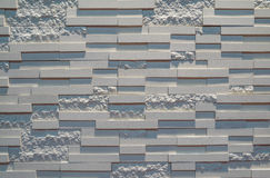 Gråa vägggranittegelplattor arkivbilder