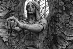 gråta för ängel Royaltyfria Foton