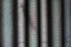 Grått abstrakt tyg Arkivfoto