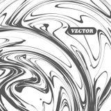 Grått fantasivågabstrakt begrepp Fotografering för Bildbyråer