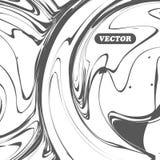 Grått fantasivågabstrakt begrepp Arkivbild