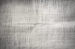 Grått ljus skrapat träklipp, skärbräda Trä texturerar arkivfoton