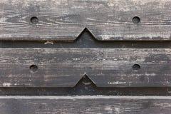grått texturträ Royaltyfri Foto