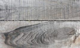 grått trä för staket Royaltyfri Foto