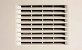 Grått ventilationsgaller Royaltyfri Fotografi