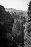 2016, Grèce Meteora, beau paysage des monastères de Meteora Photo libre de droits