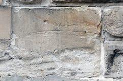 Grès érodé sur Sydney Building historique, Australie photographie stock libre de droits