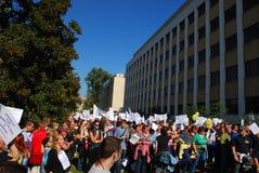 Grève Photos libres de droits