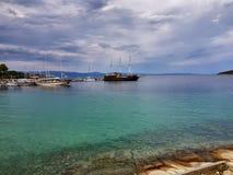 Grécia Halkidiki imagens de stock royalty free
