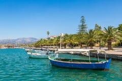 Grécia, Nafplion Imagens de Stock Royalty Free