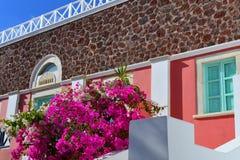 Grécia, Santorini, Oia Imagem de Stock