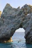 Grécia, Skiathos Imagem de Stock Royalty Free