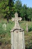grób starzy Zdjęcie Royalty Free
