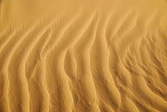 Grões de areia Fotografia de Stock