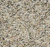 Grões de areia de quartzo Foto de Stock