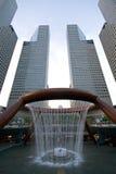 Größter Brunnen in der Welt Stockfotografie