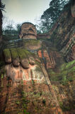 Größter Buddha in der Welt Stockbilder