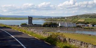 Grön ö Irland Royaltyfria Bilder