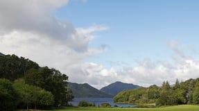 Grön ö Irland Fotografering för Bildbyråer