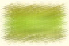 Grön abstrakt bakgrund Royaltyfri Fotografi