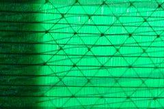 Grön abstrakt bakgrund med utrymme för text Royaltyfria Bilder